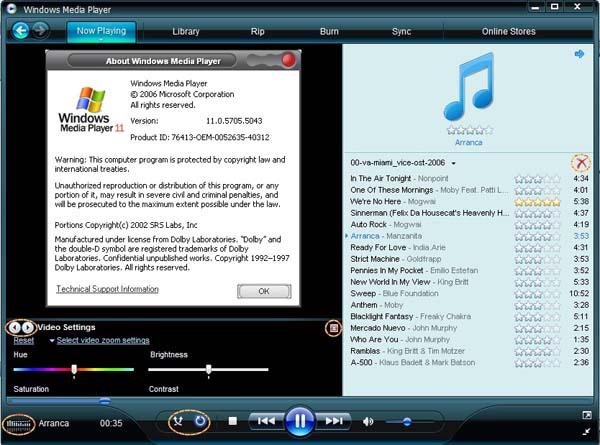 [Logiciel] Windows Media Player 11 1157147361wmp11beta2
